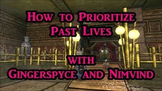 How to Prioritize Past Lives