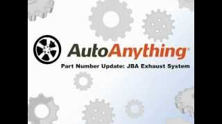 "JBA 3"" Exhaust System for 2009-2013 Dodge Ram 1500 w/ 5.7L Hemi - New Part # @ AutoAnything"