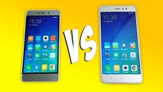 Xiaomi Redmi 4 Pro vs Xiaomi Redmi Note 3 Pro - ЧТО ЛУЧШЕ?