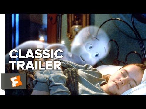 Casper (1995) Official Trailer - Bill Pullman, Christina Ricci Movie HD