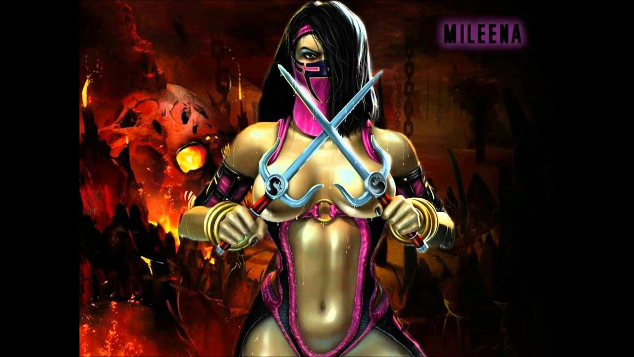 Mileena mortal nua mods fucks movie