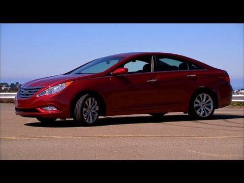 Car Tech - 2013 Hyundai Sonata Limited