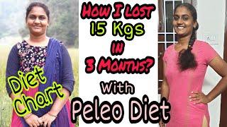Paleo Diet Chart for weight loss | பேலியோ டயட் சார்ட் | Raji's Kitchen