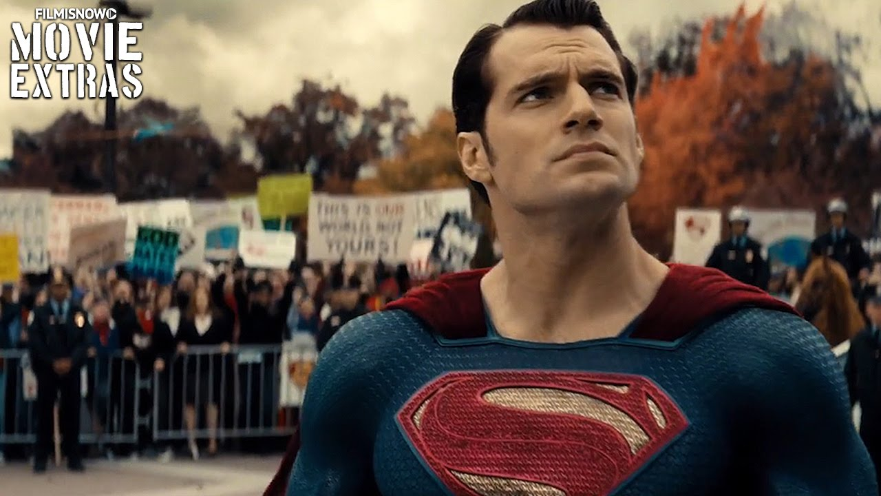Batman v Superman: Dawn of Justice 'Clark Kent/Superman' Character Featurette (2016)