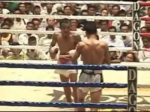 Knockout Burmese Boxing Image 1