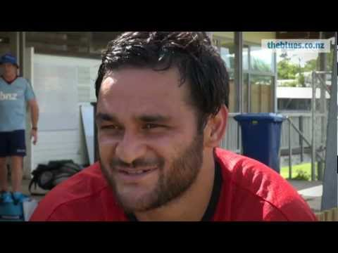 Piri Weepu is fit and slimmed down | Super Rugby Video Highlights