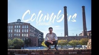 Columbus Georgia // First CINEMATIC Travel Video