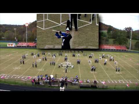 Volunteer High School Band - Appalachian Classic Band Festival 2012