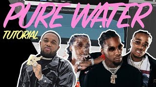 How to make the LEAD SOUND from Mustard, Migos - Pure Water