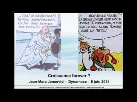 Jancovici - Croissance forever ? Juin 2014