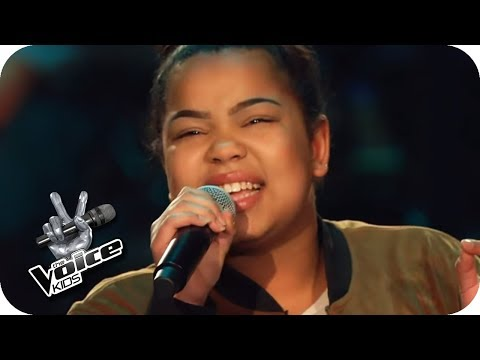 Jessie J - Get Away (Zoe) | The Voice Kids 2017 (Germany) | SAT.1