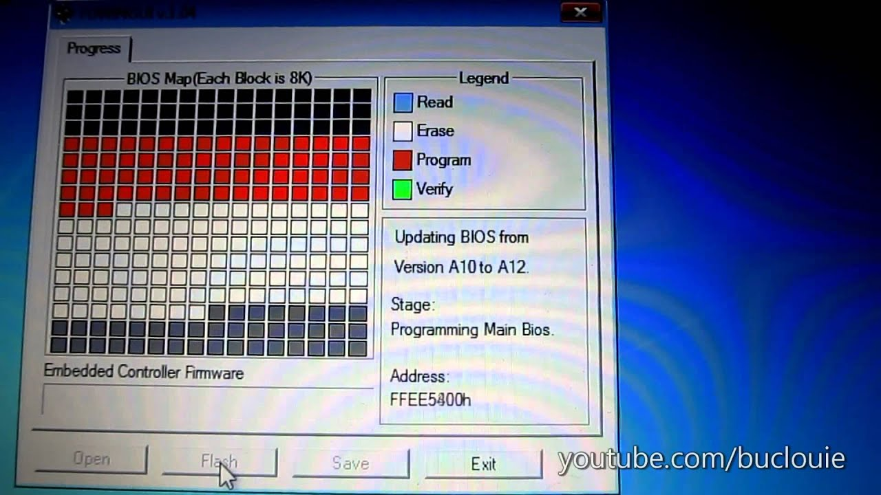 how to find out bios version in windows vista