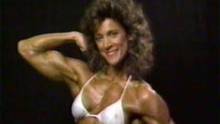 Janet Tech: 1988 NPC Women's Bodybuilding Nationals
