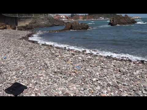 CRÓNICA Playas aparecen maletines computadoras costa de Asturias