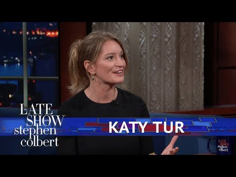 Katy Tur The Greatest Trick Trump Played On America