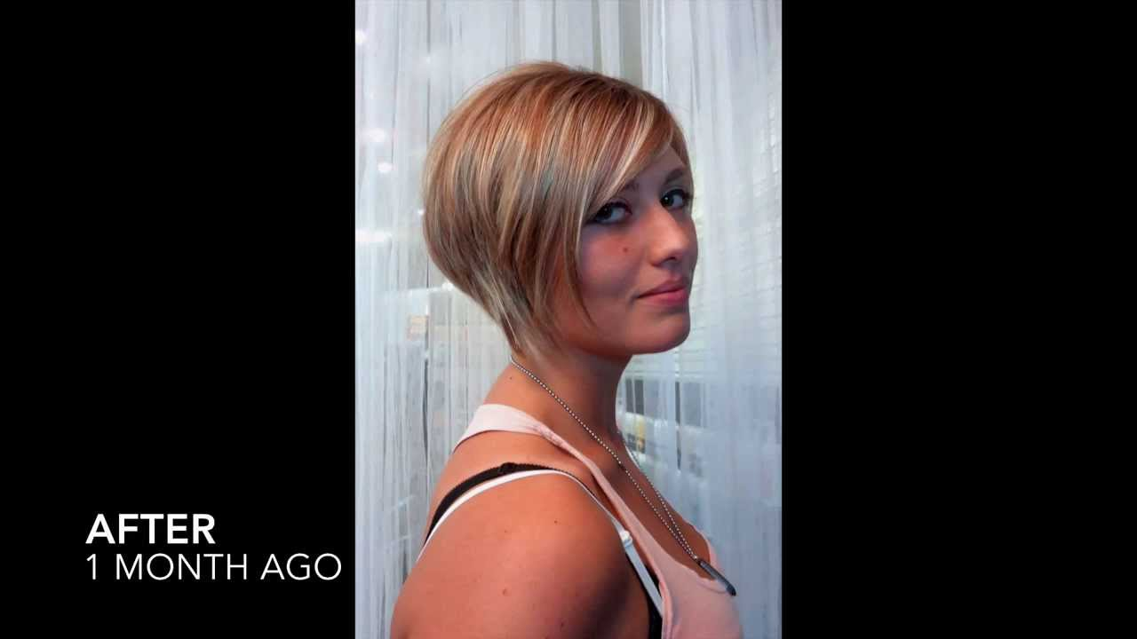 Hair Makeover Liberty S Short Sassy Pixie Bob Cut Youtube