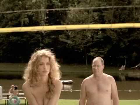 Budweiser commercial nudist colony