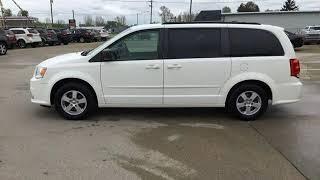 2012 Dodge Grand Caravan SE Used Cars - Lapeer,MI - 2019-05-20