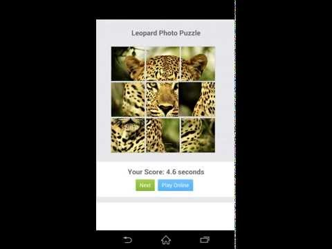 Animal Puzzles APK Cover