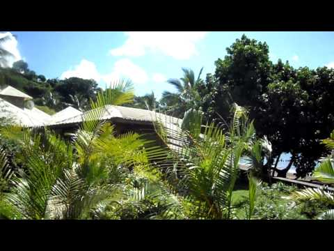 TO2FH - 2011 Mayotte Dx-pedition - Bungalows at Trevani Hotel 01