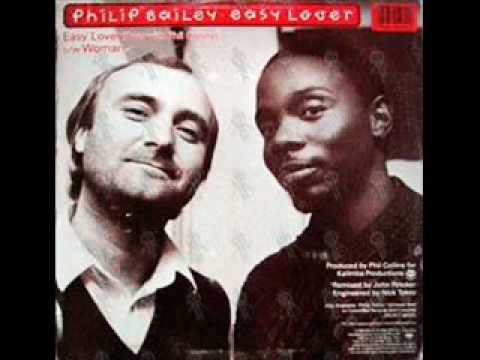 Philip Bailey Duet with Phil Collins   Easy Lover