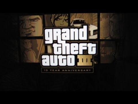 GTA 3 Для iPad/iPhone/iPod Touch