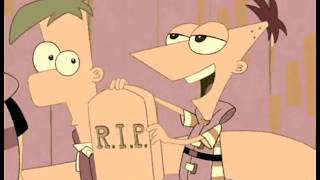 Phineas And Ferb Enjoy Summer