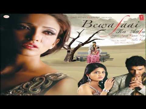 Khuda Ka Shukriya Ada Karta Hoon (bewafaai Ka Aalam)   Agam Kumar Nigam Sad Songs video