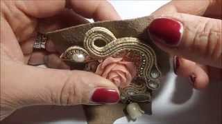 TUTORIAL SOUTACHE: rifiniture