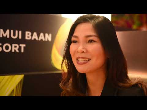 Kritsana Suviratvithayakit, head of sales, InterContinental Samui Baan Taling Ngam Resort