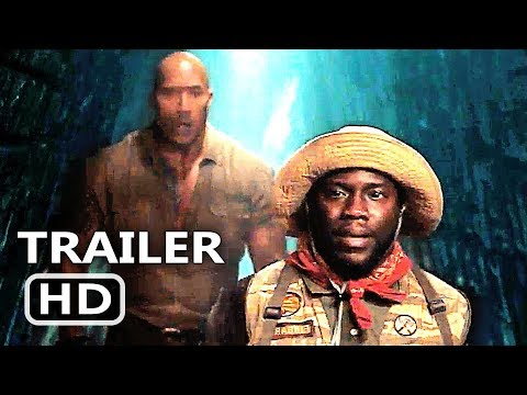 JUMANJI 2 First Minutes ! (2017) New Clips, Dwayne Johnson Adventure Movie HD
