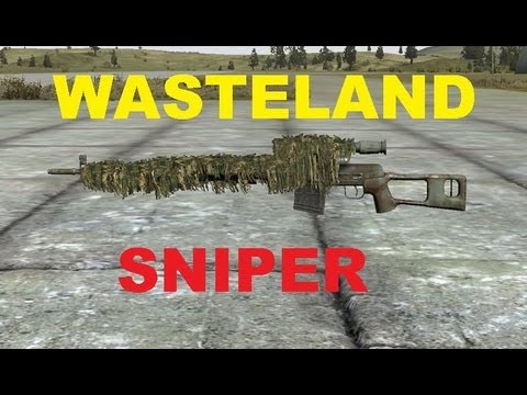 ARMA 2 - Wasteland - Sniping - Squad Highlights