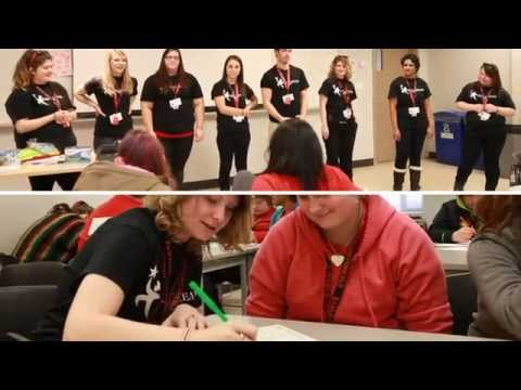 Child and Youth Care Program - SLC Dream 2015 (Pathways to Education)