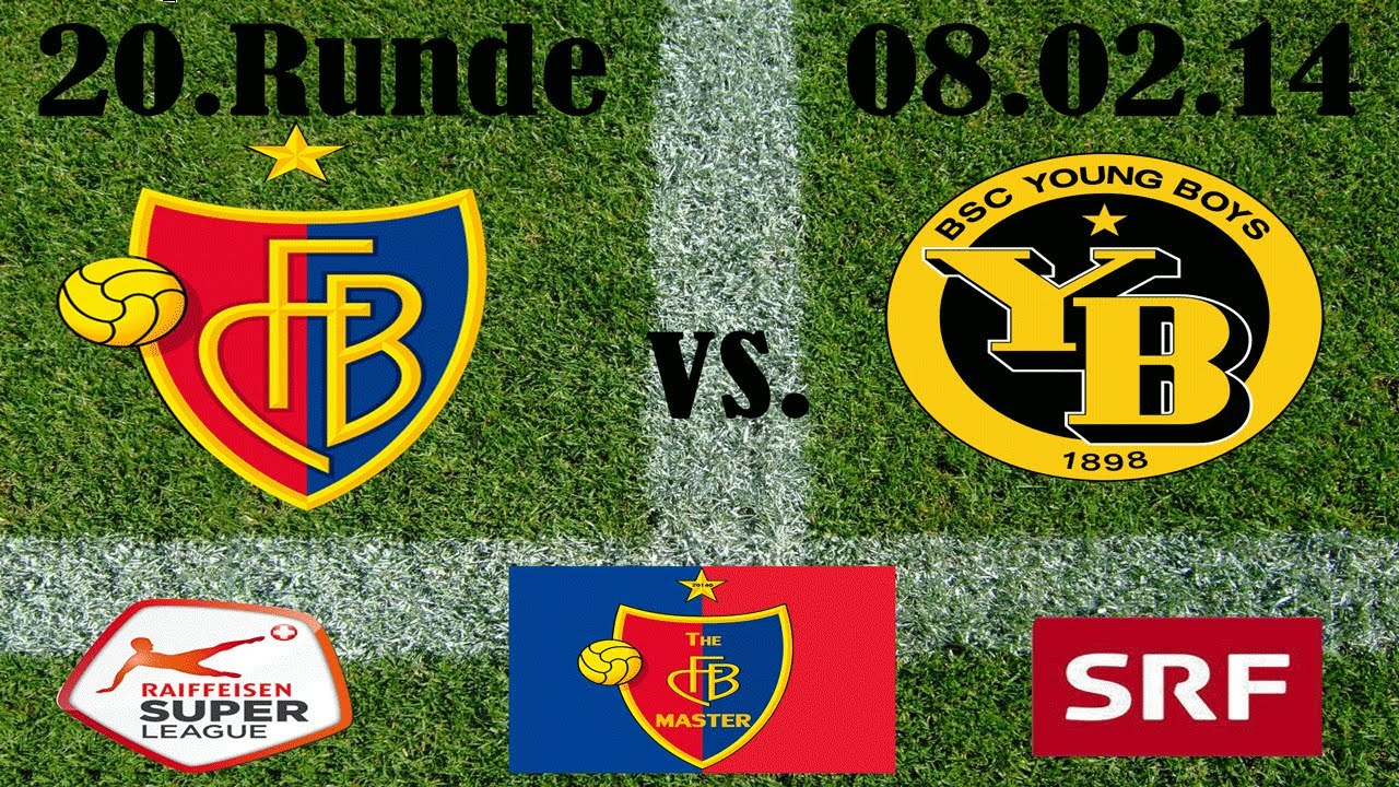 2010 Soccer Super League: BSC Young Boys (YB) vs FC Basel