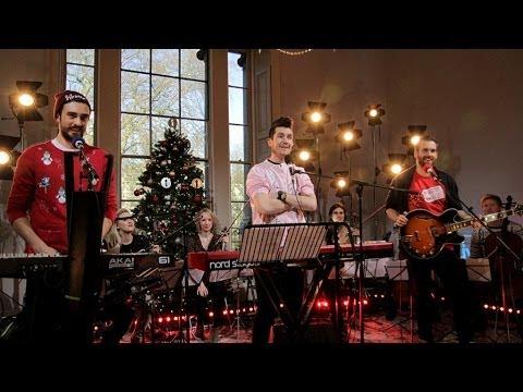 Bastille - Christmas Mashup in the Christmas Live Lounge