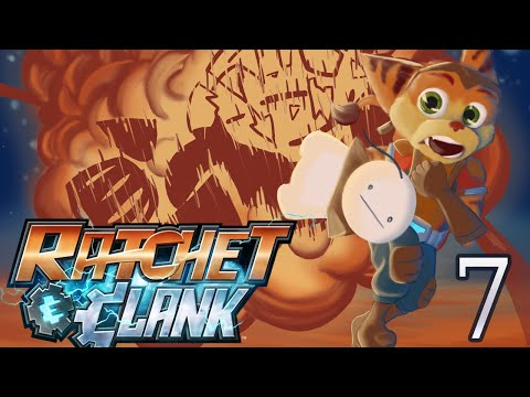 Cry Plays: Ratchet & Clank [P7]