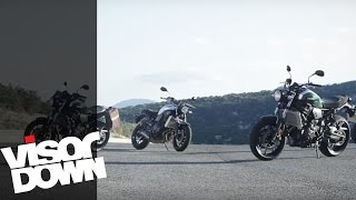 Yamaha XSR700 review | Visordown Road Test