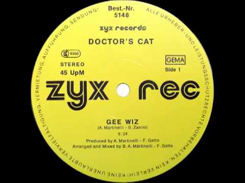 Doctor's Cat - Gee Wiz (Extended Version HQ Audio) 1984