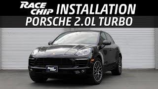 Porsche Macan 2.0L Turbo RaceChip Tuning Installation