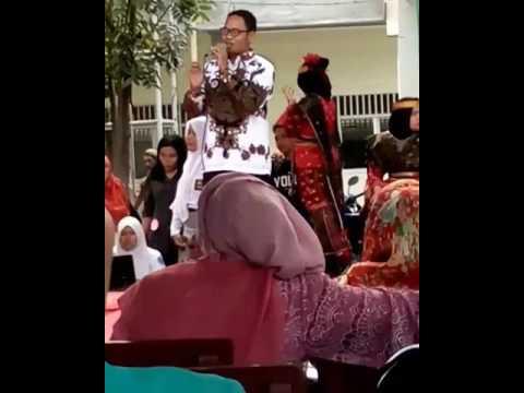 Simfoni yang Indah voc Once (cover pak guru matematika) Pak Untung Suropati