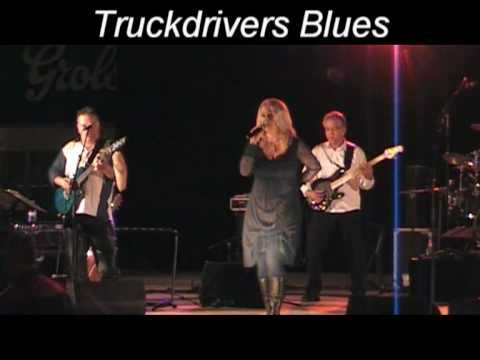 Terry White Band - Truckdrivers Blues
