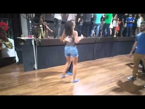 Cuban Salsa Master level class in Havana Club - Tel Aviv 23/4/16