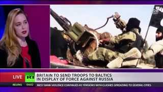 'Cameron seems to prefer ISIS spreading to Russia striking them'