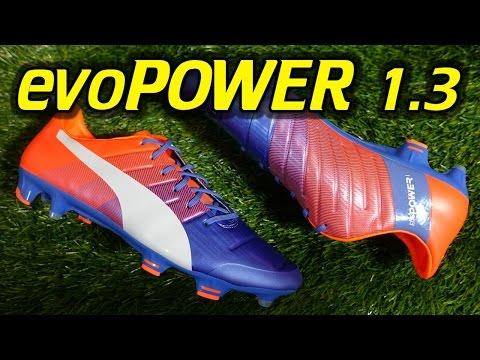 Puma evoPOWER 1.3 (Yonder Blue/Shocking Orange) - Review + On Feet