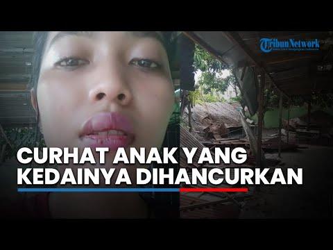 Video Viral Wanita Ini Curhat - Ibunya Diarak Dan Diikat Di Pohon - Sempat Dipukul Saat Mau Menolong