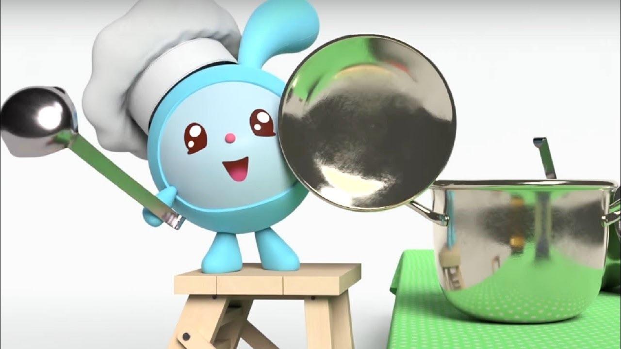 Малышарики - Обучающий мультик для малышей - Все серии подряд - Сборник 25
