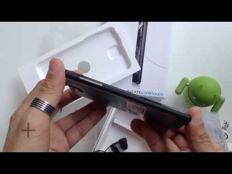 Alcatel One Touch Idol Ultra Unboxing