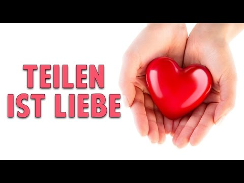 Teilen Ist Liebe: Wie Das Geben Uns Verwandelt - Lex Van Someren