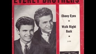 Watch Everly Brothers Walk Right Back video