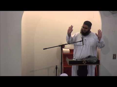 Maulana Mikaeel - Jummah on 5/16/2014